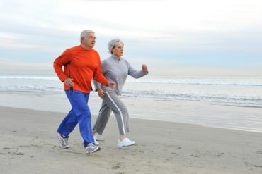 Old age fitness exercises