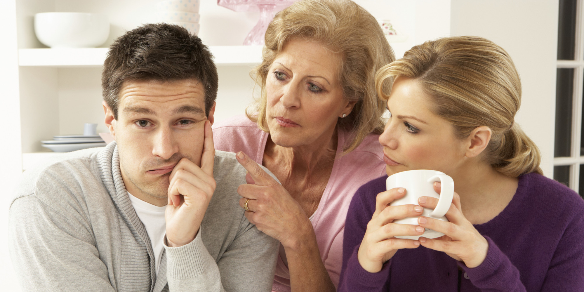 Family involvement in married life
