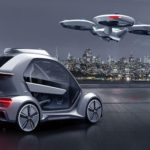Airbus and Audi Working on Car Helicopter Hybrid