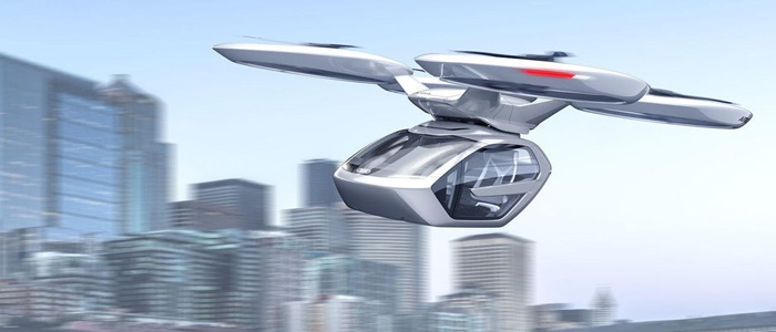 Future of Car Helicopter