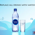 Why You Should Replace All Drinks with Water?