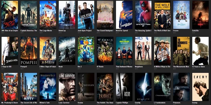 SelectTV Movies and TV