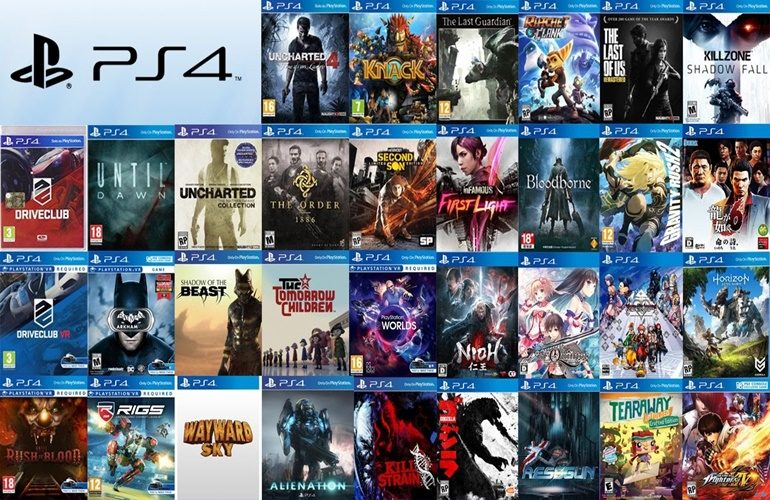 All New Games On Ps3 : New ps games list of