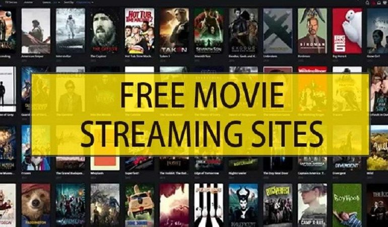top free movie streaming 2018