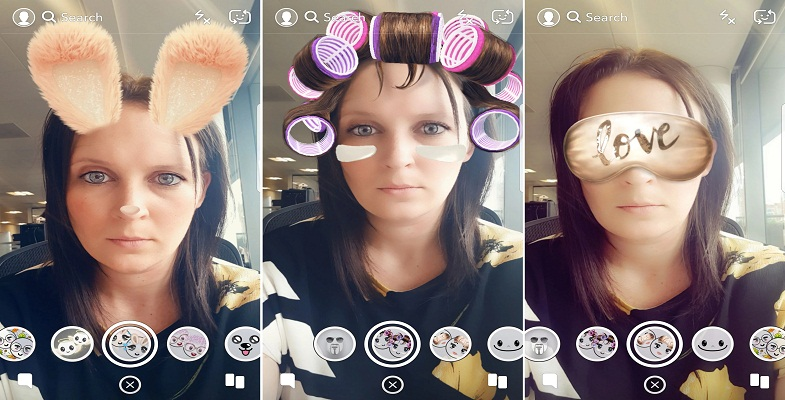 How to Use Snapchat Facial Filters