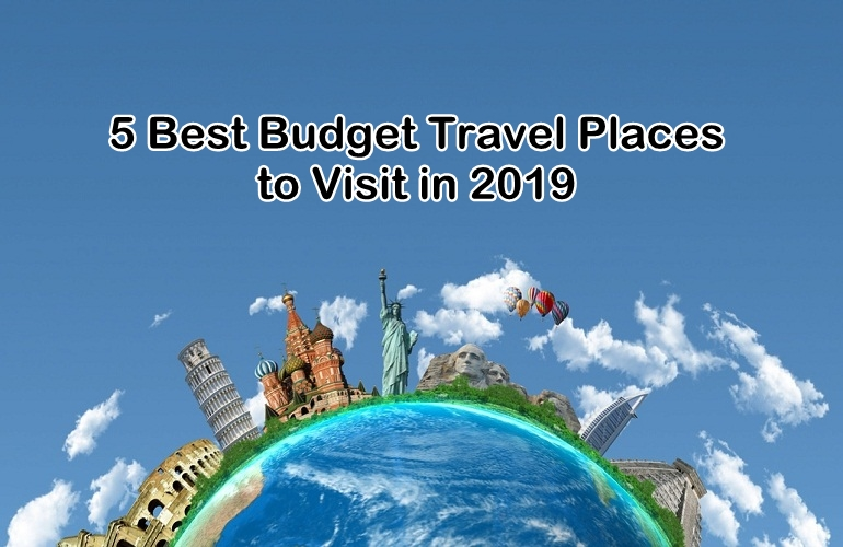 best budget travel places to visit