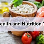 9 Health and Nutrition Tips That You Need to Follow for Life