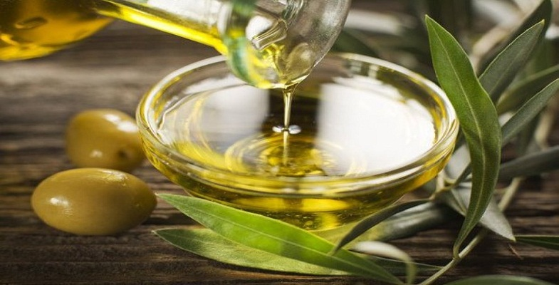 use extra virgin olive oil