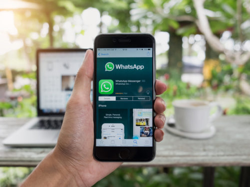 Whatsapp spy tool